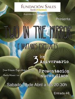 Two in the mirrow