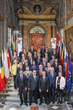 Conferencia Informal Ministros en Malta