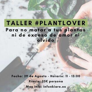 Taller plantlover