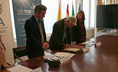 IFAPA se incorpora como patrono a la Fundación CEI·Mar acuicultura