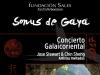 Concierto Sonus de Gaya
