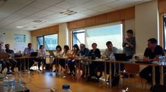 Reunión proyecto CLIMEFISH en Cetmar