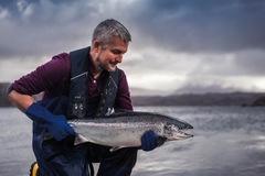 Loch Duart acuicultura salmón