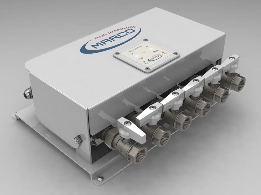Baitra presenta el sistema electrónico de cambio de aceite de Marco ...
