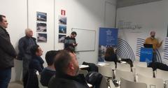 Taller VALACUI acuicultura en Vigo