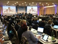 Asistentes XXI reunión anual en Dubrovnik