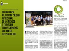 Revista Digital Nº 113 IPac. Acuicultura Proyecto Baqua