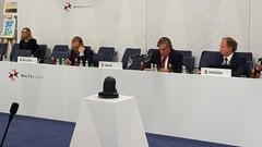Alberto López-Asenjo en la Conferencia Informal de Ministros en Malta