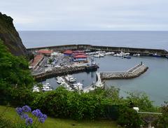 Puerto de Lastres, en Asturias.