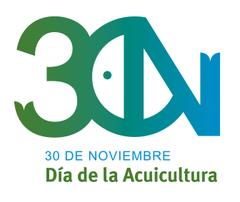 Logo Día de la Acuicultura 2015