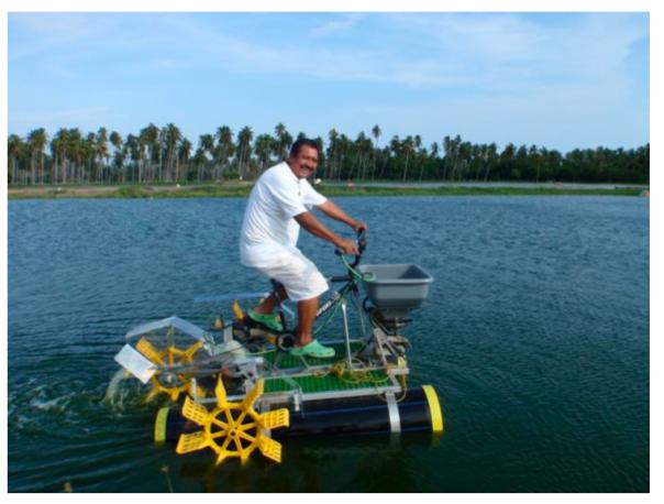 aero feeder c mo mejorar la oxigenaci n del agua y la On oxigenacion del agua en estanques