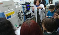 Actividades 11 Febrero Día Internacional de la Mujer y la Niña en la Ciencia en el Centro Oceanográfico de Vigo del IEO