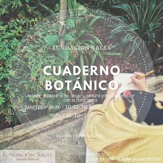 Cuaderno botánico