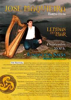 Concierto harpa celta