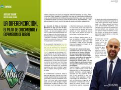 Entrevista JL Tejedor DG Dibaq IPac. Acuicultura nº 110