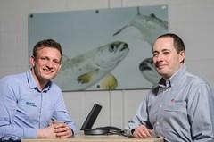 Scottish Sea Farms and AquaGen