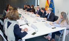 Primera reunión del Observatorio 'Mujeres, Ciencia e Innovación' para la Igualdad de Género (OMCI). Foto: Ministerio de Ciencia
