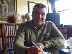 Joaquin Cadilla, presidente de ORPAGU