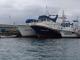 Flota en puerto. Puerto de Aguilas.