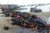 Limpieza de basura del fondo marino en Perú