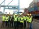 Visita de empresas de la plataforma Loxistica a Rotterdam