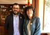 Teresa Jordà y Vicenç Vidal