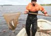 Captura salmón Finlandia