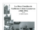 La obra científica de Guillermo Colom Casasnovas