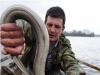 anguila de vidrio