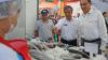 Presidente Perú Vizcarra pescadería