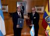 Ecuador y Argentina
