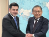 Reunión Chile y Japón