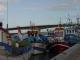 Barcos atracados en Portugal