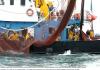 Barcos en el Mediterráneo