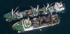 Transbordos en aguas de Guinea Bisseau