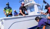 Bermeo Tuna Ragging Race