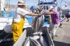 Pescadores canarios