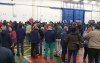 Protesta usuarios puerto o Berbes vigo