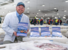 Patrick Hughes Seafood Scotland.