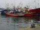 Flota en puerto
