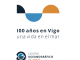 Logo centenario Oceanográfico de Vigo