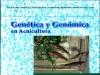 Genética y Genómica en Acuicultura
