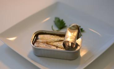 Conservas sardina