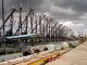 Barcos amarrados a puerto en Cuba
